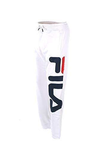 Zoom IMG-1 fila classic pure pantalone bianco
