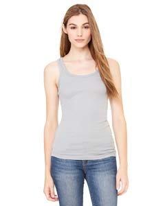 klassisches Trägershirt 'Rachel' - Farbe: Granite - Größe: S -
