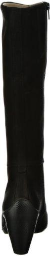 Ecco SCULPTURED 65 233523 Damen Fashion Stiefel Schwarz (Black/ Nubukleder 02001)
