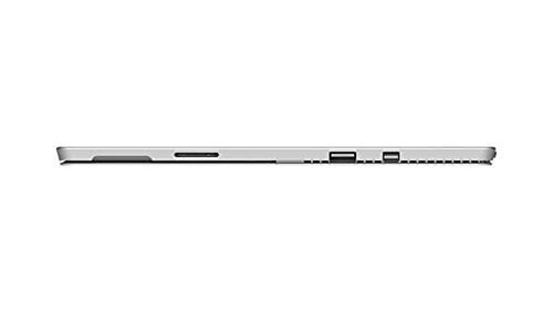 Microsoft Surface Pro 4 12.3 inch Tablet with Pen (Intel Core i5-6300U 2.2 GHz, 4 GB RAM, 128 GB SSD, Integrated Graphics, Windows 10 Pro) – Silver