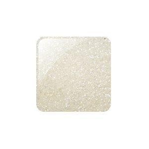 Glam et paillettes glits couleur acrylique poudre 56 g/60 ml – 40 blanc neige