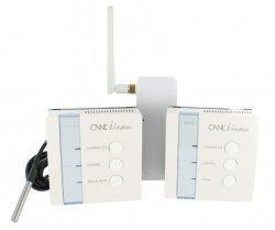 OWL - Thermostat ambiant Intuition-H programmable par internet contrôleur d'énergie chauffage central & eau chaude contrôleur de température basé sur réseau web wifi