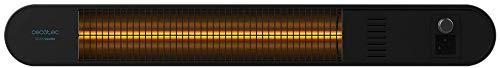 Cecotec Calefactor de Pared Exterior Ready Warm 8600 Power Gold. Halógeno de radiación infrarroja...