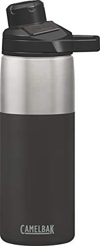 Camelbak Trinkflasche CHUTE Mag Vakuum Edelstahl isoliertechnologie Wasser Flasche,Jet,0,6L -