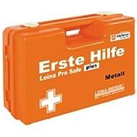 Erste Hilfe Koffer Leina Pro Safe plus Metall DIN 13169 Inhalt DIN 13169 mit branchenspezifischer Zusatzaustattung preisvergleich bei billige-tabletten.eu