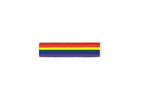Fanschminke/Schminkstift Regenbogen/Peace - für Gesicht und Haut