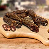 Salsiccia di Fegato Calabrese Stagionata Artigianale 300 gr circa- 3 pezzi