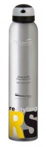 Nouvelle RS Glam Spray brillance gloss 200 ml Spray brillance avec effet antistatique 200 ml