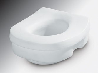 Elevated Toilet Safety Seat by North Coast Medical