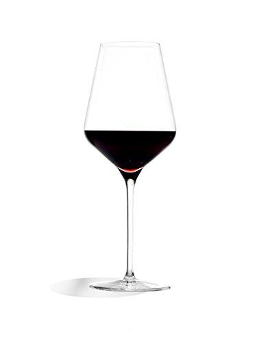 Stlzle-Lausitz-Rotwein-Weinglser-Quatrophil-568ml-6er-Set-Rotweinglser-wie-mundgeblasen-splmaschinenfest-hochwertige-Qualitt