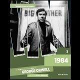 1984 - Volume 3. Coleção Folha Grandes Livros no Cinema