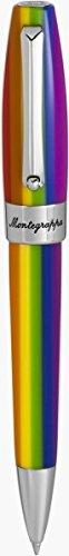 Montegrappa Fortuna Kugelschreiber Rainbow