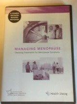 Managing Menopause - Choosing Treatments for Menopause Symptoms (Menopause-symptome)