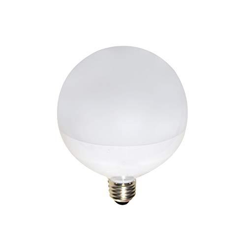 Bombilla LED E27 18w luz fría tipo globo