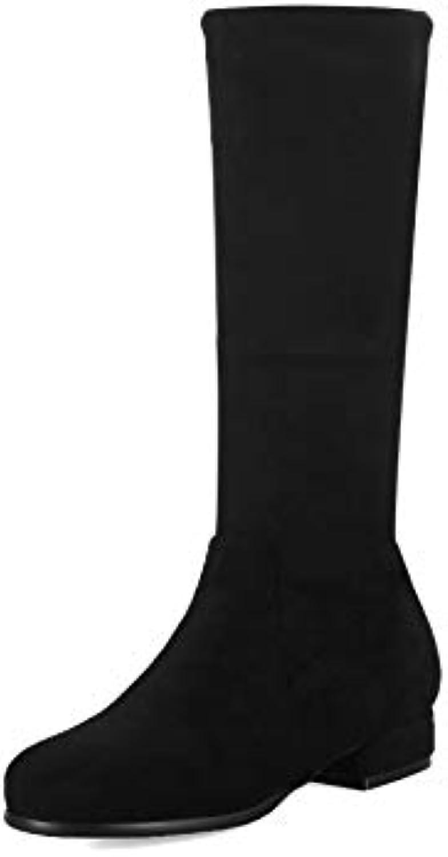 Wouomo stivali Scarpe da Donna con Tacco Basso da Donna | bello  | Maschio/Ragazze Scarpa