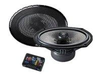 Mac Audio CRX 69.2 6 x 22,9 cm (9 Zoll) 2-Wege Auto-Lautsprecher (600 Watt) schwarz