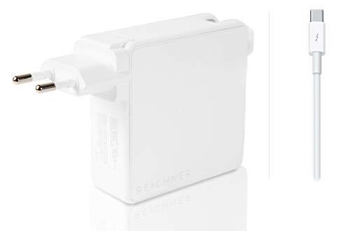 Reichner 65W 61W 30W 29W Notebook Netzteil USB-C Ladekabel für A1989 A1932 A1882 A1718 A1708 A1706 Apple MacBook Pro 13 ab 2016 / MacBook Air 13 2018 / MacBook 12 ab 2015 Mac Ladegerät - A1534 A1540 - 65w Apple