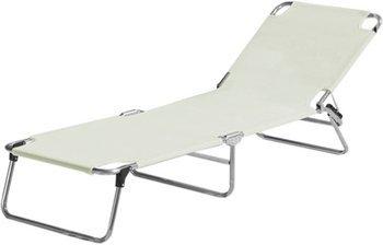 SUPERBREITE 74 cm - 3 pieds en aLUMINIUM 5,9 kg - 40 cm de grande piscine plage sauna terrasse bain de soleil chaise longue trois pieds jANKURTZ 207 x 74 cm-hauteur : 40 cm-couleur : tAUPE-sTABIELO charge maximale : 120 kg-dISTRIBUTION-holly ® produits sTABIELO contre supplément avec holly fÄCHERSCHIRMEN sur demande-holly-sunshade ®-innovation fabriqué en allemagne-adapté pour traversin-voir le code aSIN : b00 vbvizig