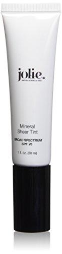 Mineral Sheer Tint Foundation SPF 20, neue Make-up getönte Feuchtigkeitscreme -