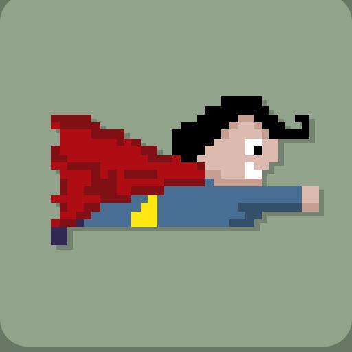Not So Super Hero - Flappy Cape (Heroes Super Cape)