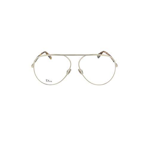 Christian Dior Dioressence15 Vista-Halterungen Damen Gold