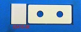 Hydrophobic Printed Slide 2 Well, Round, 8 mm,
