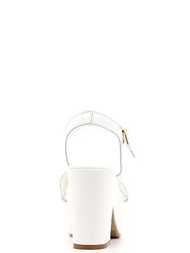 GRACE SHOES P05IF4S Sandalo tacco Donna Platino