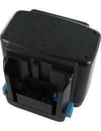 AboutBatteries 266448 Níquel metal hidruro 3000mAh 24V batería recargable – Batería/Pila recargable (3000 mAh, Níquel metal hidruro, 24 V, Negro, 1)