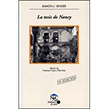 La tesis de Nancy (NyC-Biblioteca de Aula)