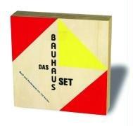 Das Bauhaus-Set: Buch und Kartenspiel mit 104 Karten