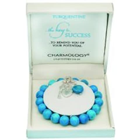 Charmology key to success Bracelet