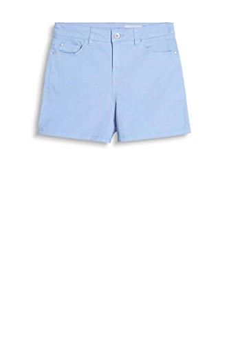 edc by ESPRIT Damen Shorts Blau (LIGHT BLUE LAVENDER 445)
