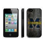 Designer-Handtasche, Schutzhülle für Apple iPhone 4/4S, NCAA Handy Zubehör für Männer