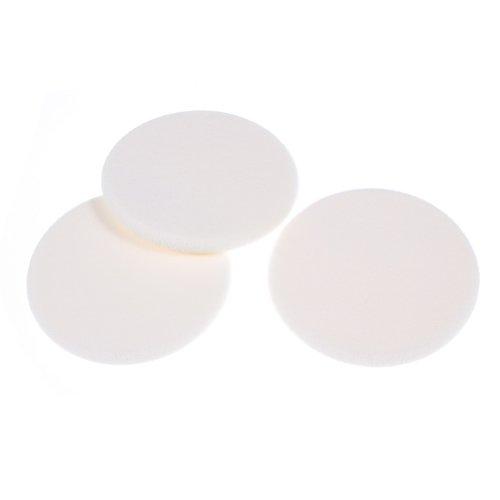 Cinq Saisons VOV 3 Poudre Visage Maquillage du visage blanc fleur ronde