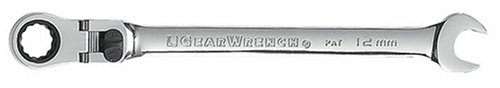 GEARWRENCH 85612 12MM XL LOCKING FLEX-HEAD RATCHETING COMBINATION WRENCH
