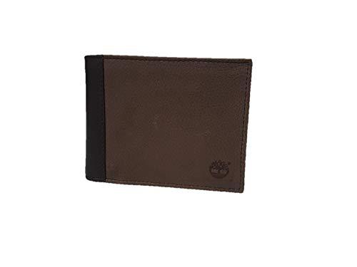 Timberland tb0m5913, portamonete uomo, marrone (chocolate brown), 1x9.5x13 cm (w x h x l)