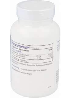 Allergy Research Group Pantothenic Acid (Pantothensäure 500mg) 90 veg. Kapseln