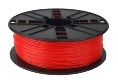 TECHNOLOGYOUTLET PREMIUM 3D PRINTER FILAMENT 1.75MM PLA (Fluorescent Red)