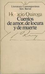 Fragmentos literarios Primavera 2013 par Horacio Quiroga