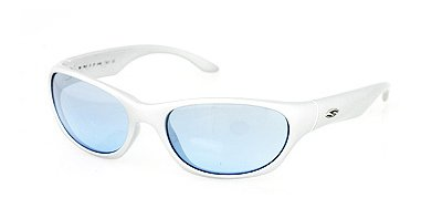 Smith Remix Sonnenbrille Silver/Blue degraded