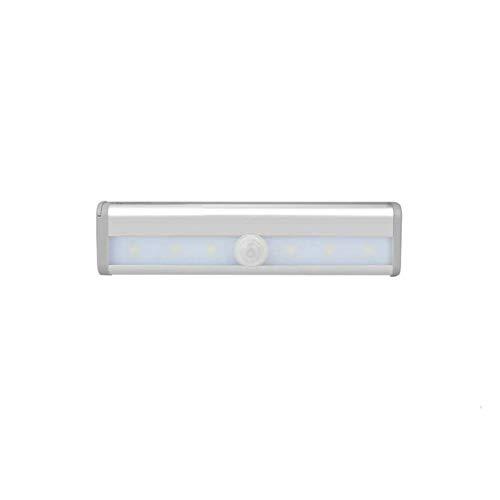 omufipw - Luces LED para Armario con Sensor de Movimiento, Autoadhesivas, inalámbricas,...