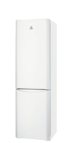 Indesit BIAAA 13P Kühl-Gefrier-Kombination / A++ / 187 cm Höhe / 224 kWh/Jahr / 213 Liter Kühlteil / 90 Liter Gefrierteil / nur 0,614 kWh/24 Stunden / weiß