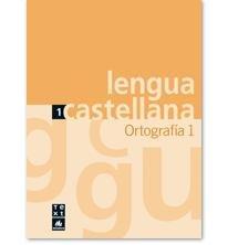 Quadern de lengua castellana Ortografía 1 (Q. LLENGUA CASTELLANA ESO) - 9788441212800