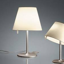 Artemide Melampo Lampe de Table en Bronze
