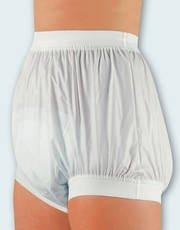 Suprima Inkontinenz PVC-Slip Schupfform Art. 1-218-001 (unisex) - Gr. 50 - weiss