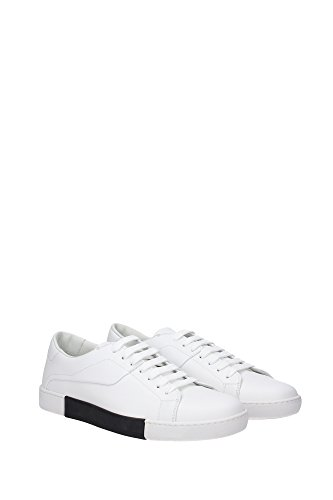 Prada Sneakers Homme - (4E2962BIANCONERO) EU Blanc