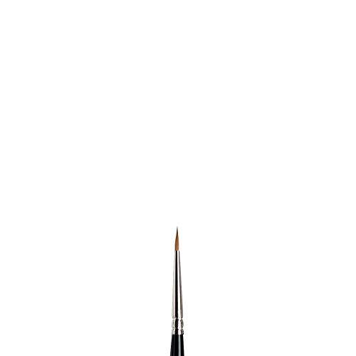 Winsor & Newton Series 7 - Pincel de pelo de Marta Kolinsky, tamaño 0