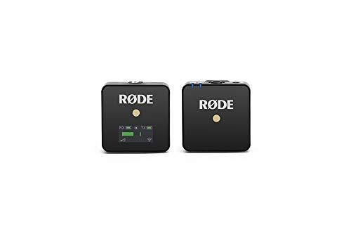 RØDE Wireless Go Système de Microphone Compact sans Fil