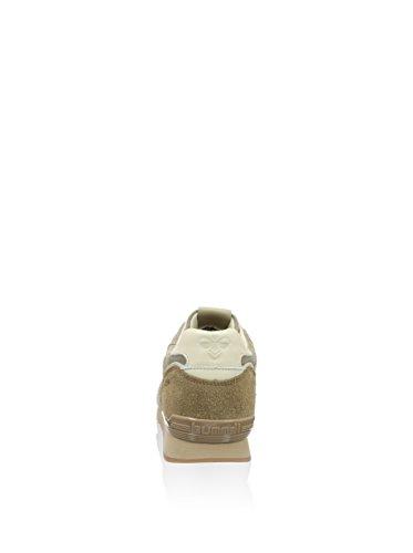 Hummel Unisex-Erwachsene Sneakers Beige