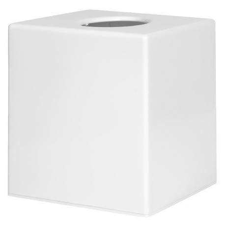Bolero da604Cube Tissue Halter, weiß